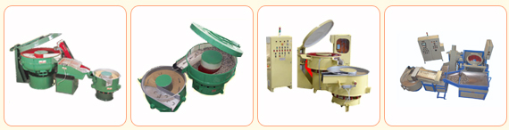 Deburring Machines, Finishing Machines, Polishing Machines, Centrifugal Machines